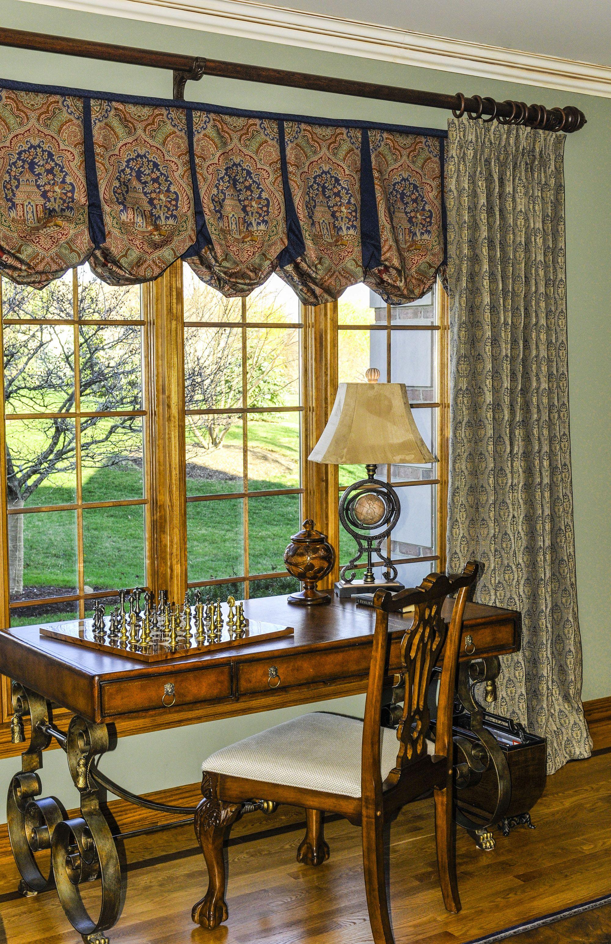 Pleated Shades Window Treatments Ideas