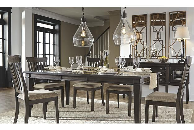 Dining Room Sets  Ashley Furniture Homestore  Table  Pinterest Amazing Dining Room Sets Ashley Furniture Review
