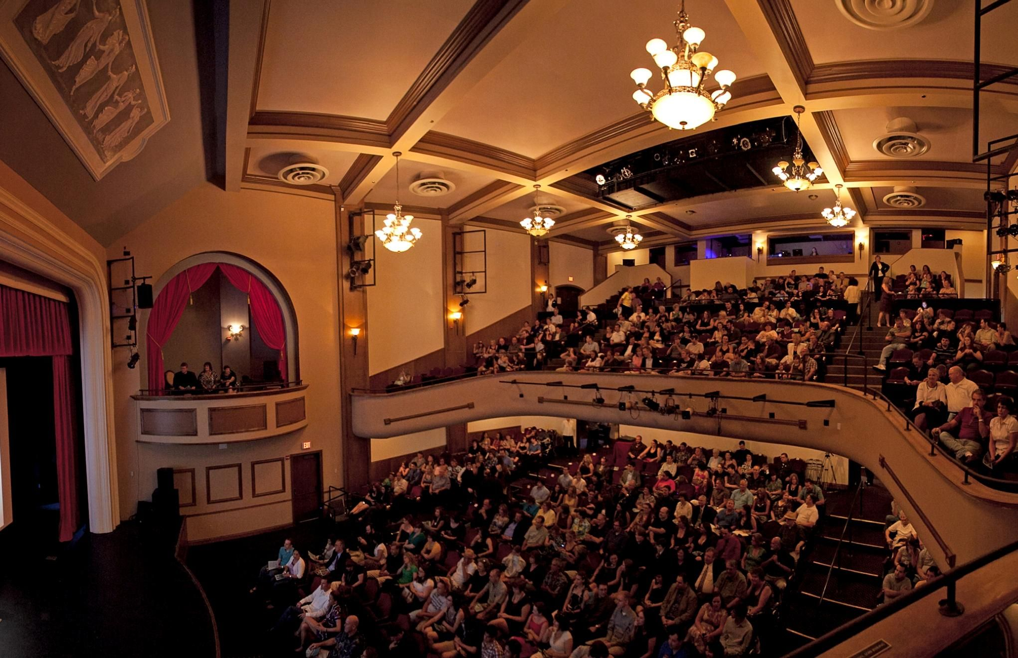 Athens Theatre (DeLand, FL): Address, Phone Number, Theater Reviews ...
