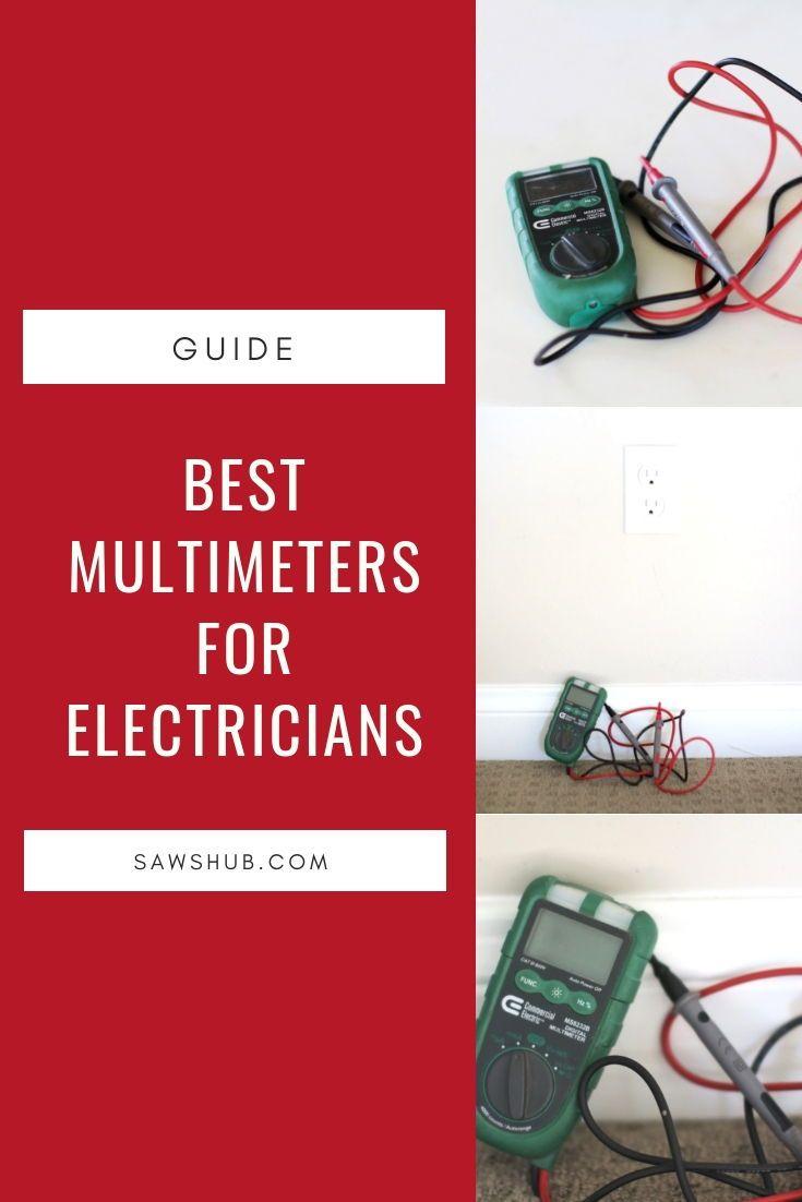 Best Multimeter for Electronics Technician [2020 Review ...