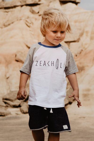 Zeachild Surf's Up Shirt Kids