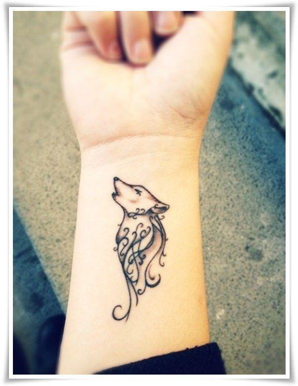 73 Amazing Wolf Tattoo Designs Tatuajes Originales Tatuajes Tribales Tatuajes
