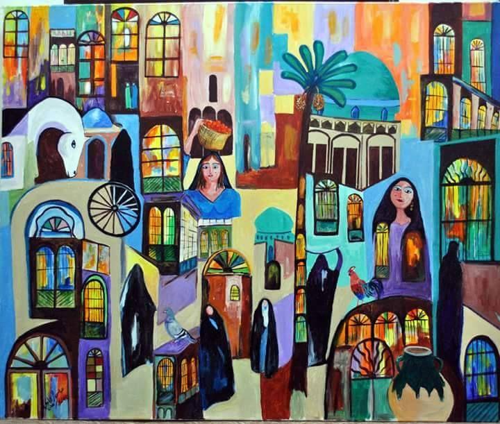 السومري On Twitter Egyptian Art Africa Art Arabian Art