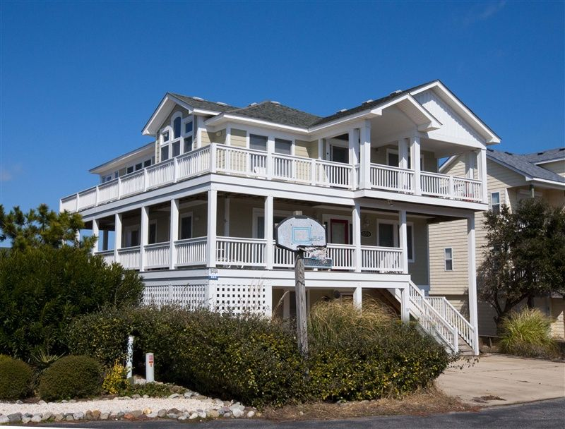 MAYFLOWER   684   Corolla  NC   Outer Banks Vacation Rental Home l Seaside. CHASING THE DREAM   499 l Corolla  NC   Outer Banks Vacation