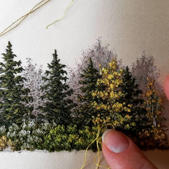 A Stitch In Time • Posts Tagged 'hand embroidery'