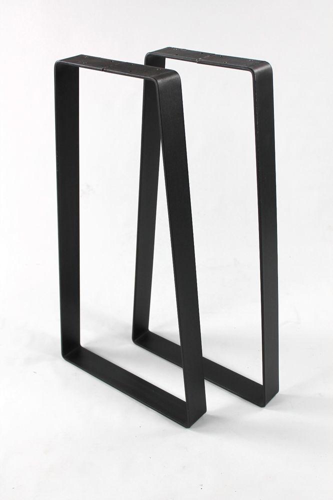 Industrial Metal Sofa Table Legs Hd Trapezoid Diy Steel Legs Modern Steampunk Table Legs Industrial Table Legs Metal Sofa