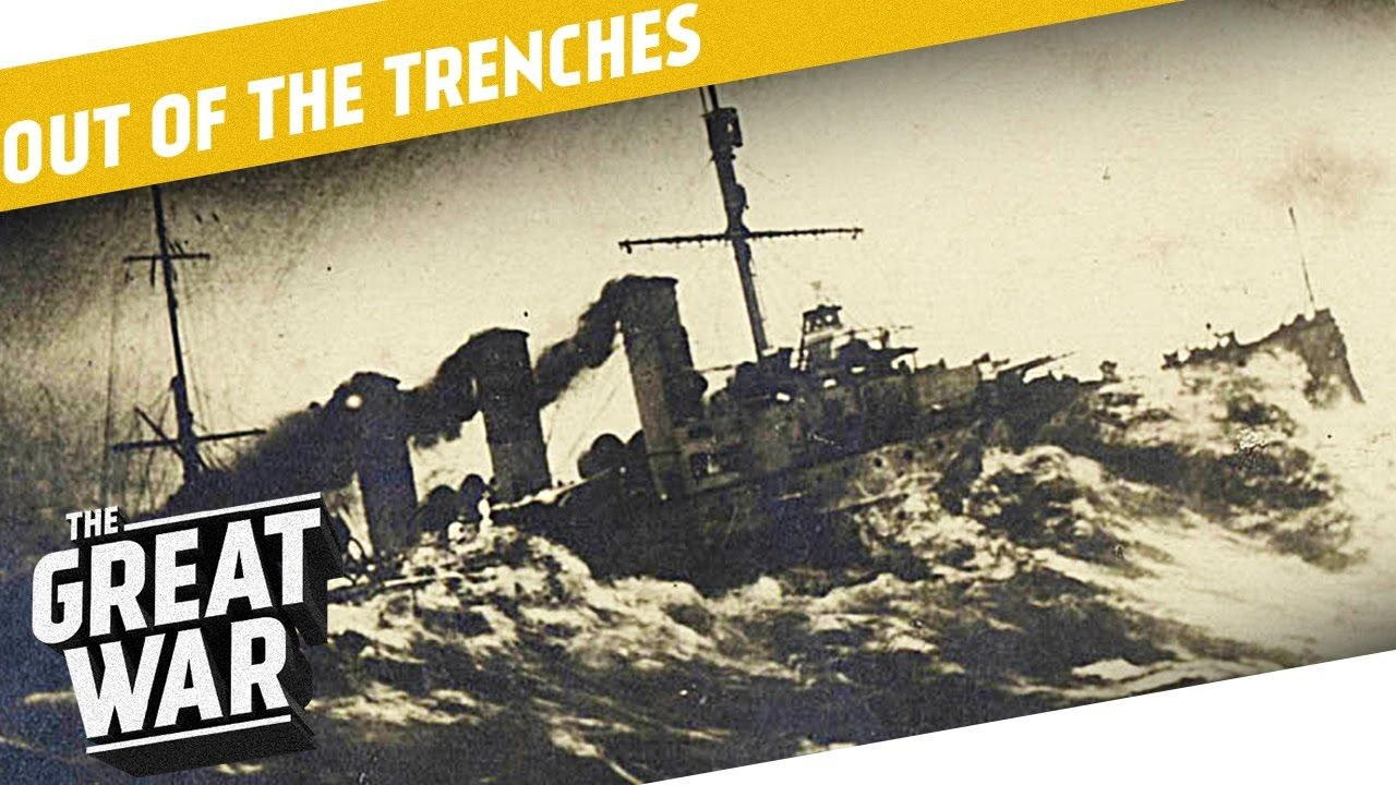 Baltic Sea Battles - Tanks On Other Fronts  I OUT OF THE TRENCHES