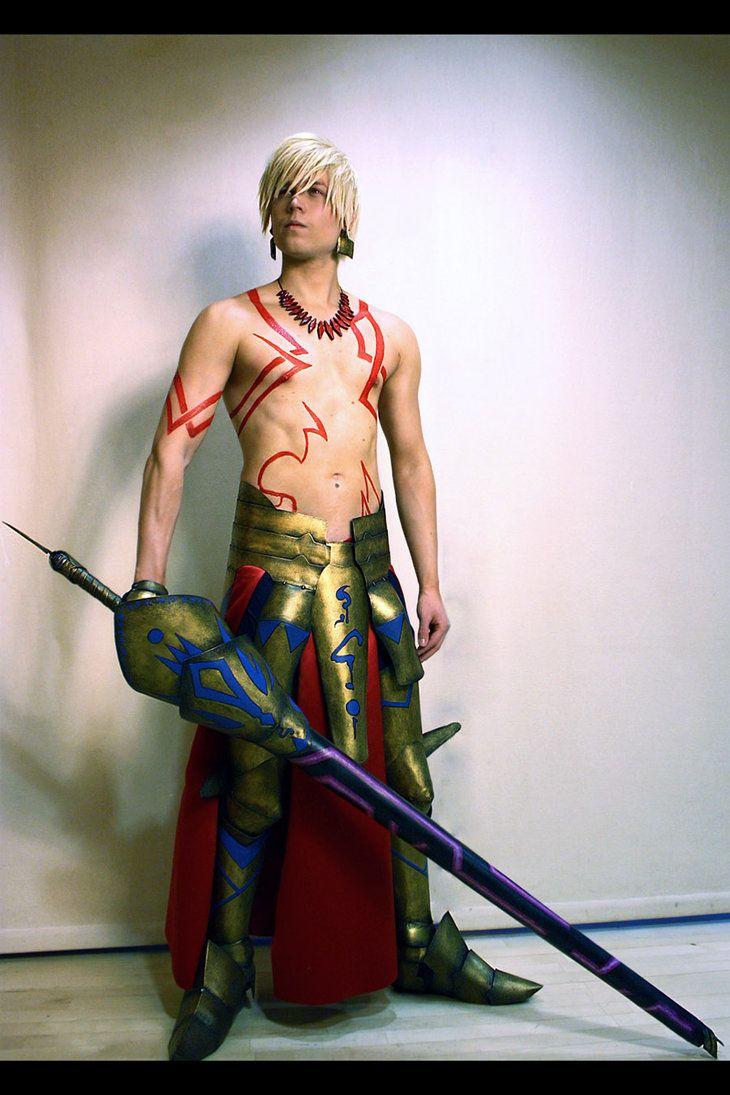 Gilgamesh cosplay fate by elffi cosplay best cosplay