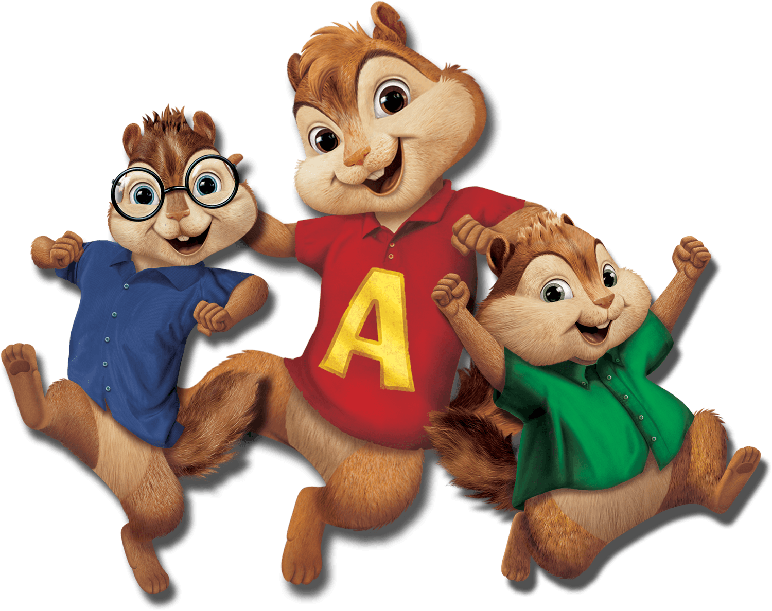 Alvin and the Chipmunks: Live on Stage! | Health | Pinterest | Alba ...