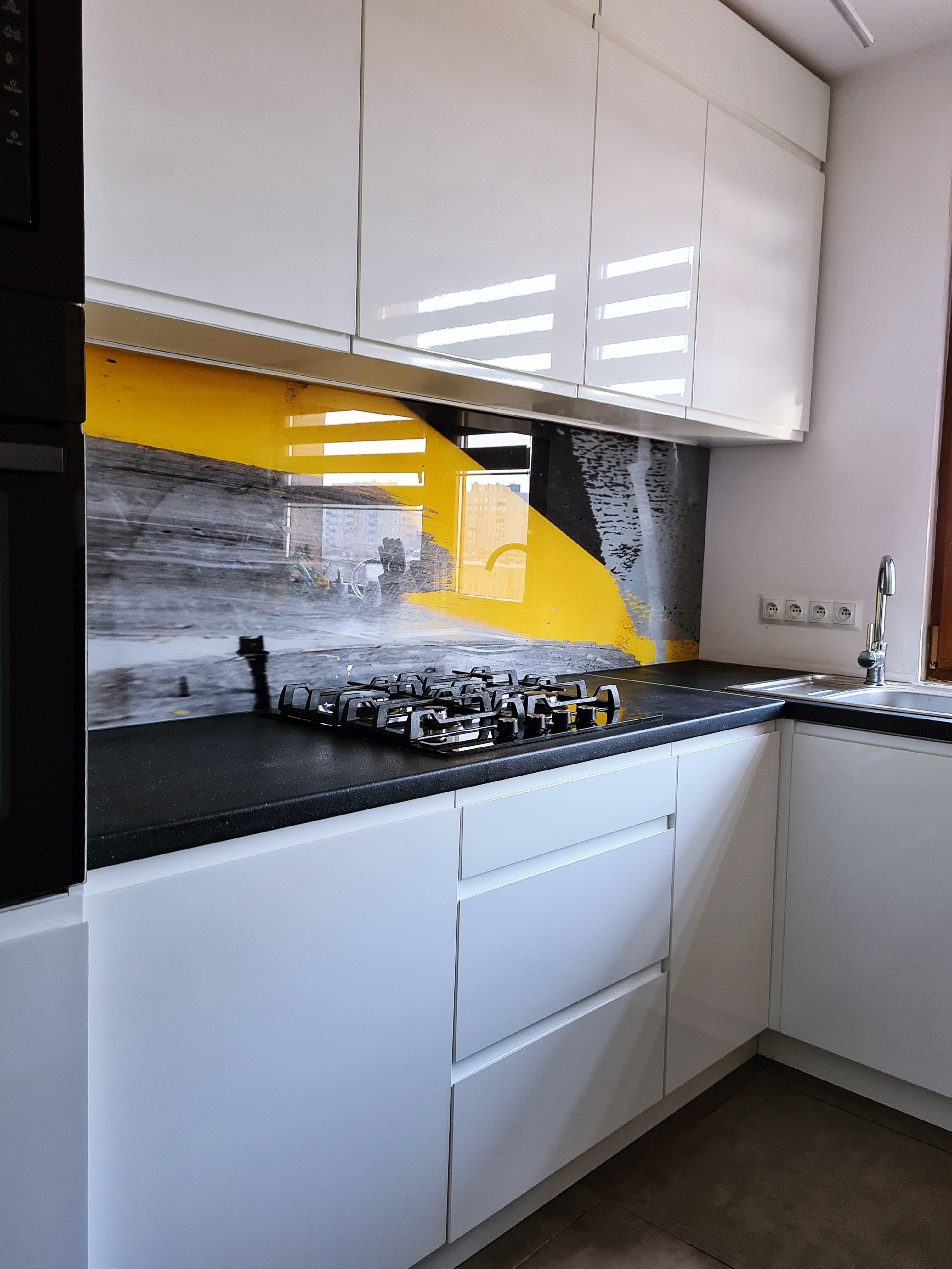 Nowoczesny Panel Szklany Wydruk Na Szkle Kuchnia Wystroj Dekoracja Inspiracja Design Szklo Decor Home Home Decor