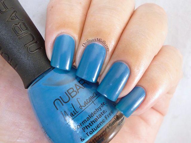 Nubar Hot Blue
