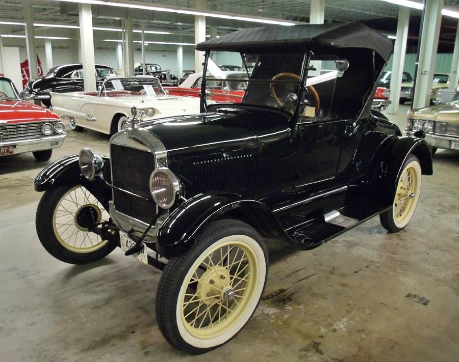 436 best MODEL T images on Pinterest | Old school cars, Antique cars ...