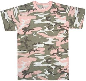 Mens Just Hiding From Zombies Funny Full Camouflage Print T shirt