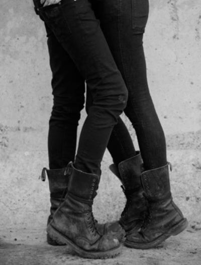 dirty boot love