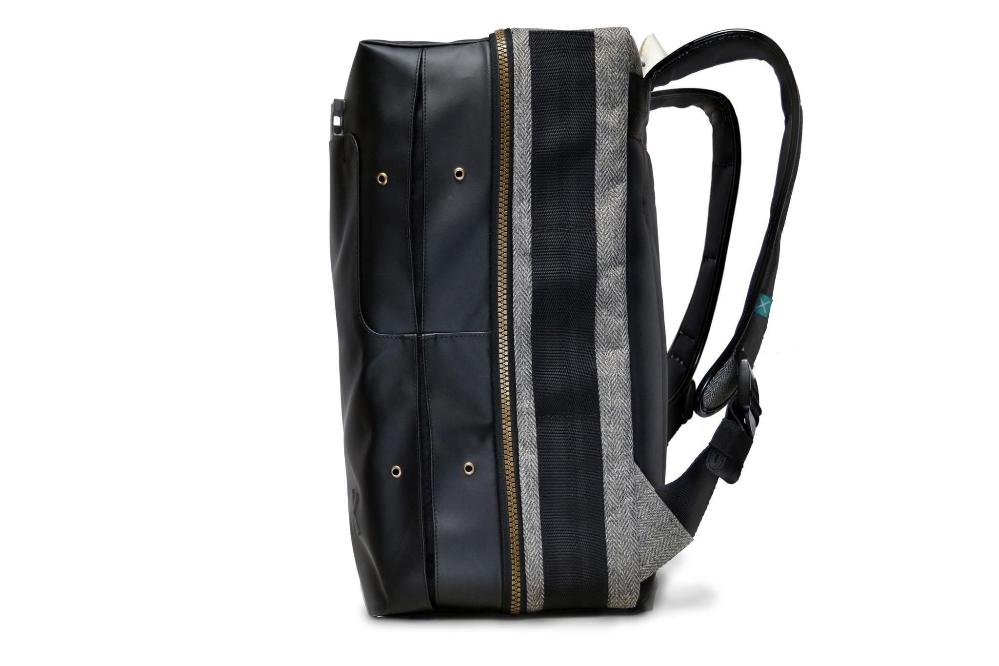 sneaker backpack