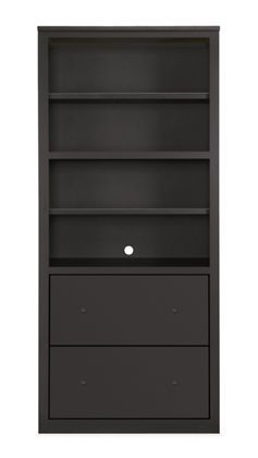 Woodwind 72h Bookcase With File Drawers Modern File Storage Cabinets Modern Office Furniture Room Board Modern Storage Furniture Modern Shelving Office Furniture Modern