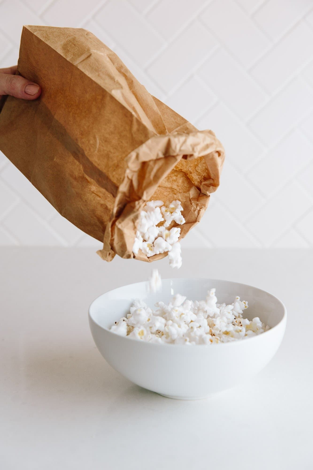 How To Make Popcorn in the Microwave — Cooking Lessons from The Kitchn