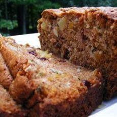Zucchini Pineapple Bread Recipe Yummly Recipe Pineapple Bread Zucchini Bread Recipes Zucchini Pineapple Bread