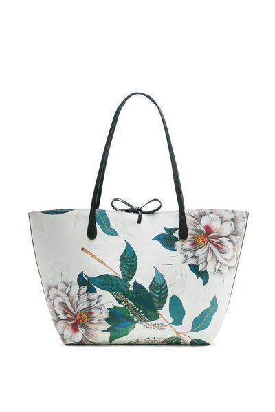 Reversible shopper - Capri Troy | Bag Design | Capri, Bags