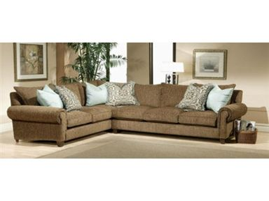 Shop For Robert Michael , Rocky Mountain Armless Loveseat, And Other Living  Room Sectionals At Evans Furniture Galleries In Redding, Chico U0026 Yuba City,  CA, ...
