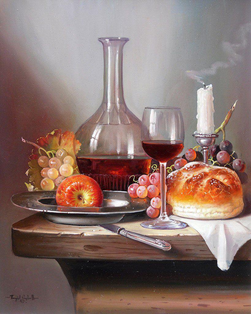 будет натюрморт в кухню маслом фото подробные
