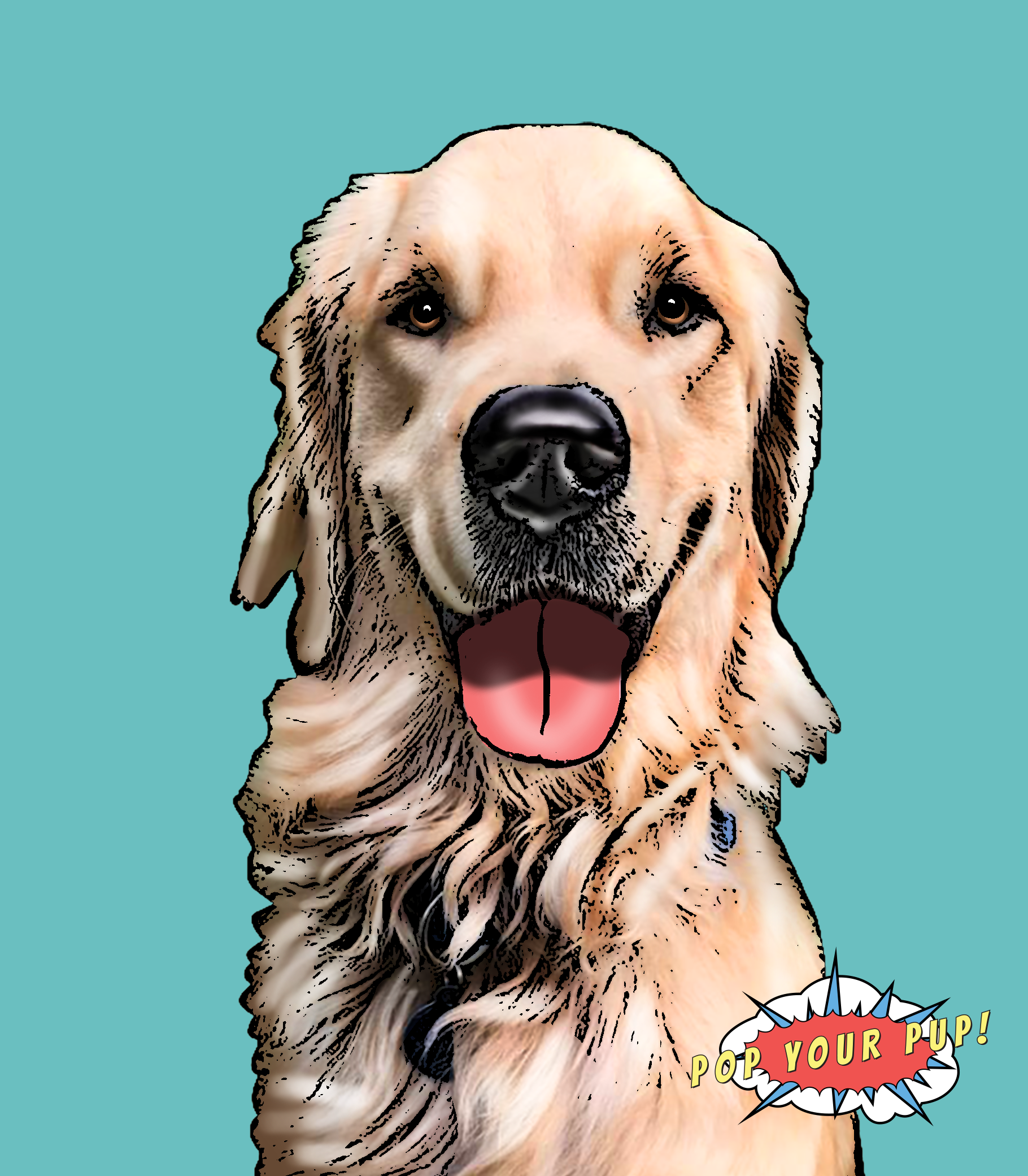 Pin by Pop Your Pup!™ on Gifts for Golden Retriever Lovers
