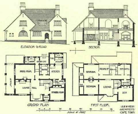 Cool Old House Plan Victorian House Plans House Floor Plans Floor Plan Design