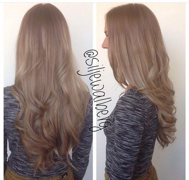 Beige hair   Beauty   Pinterest   Beige hair, Beige and ...