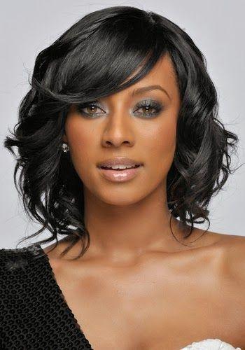 Phenomenal 1000 Images About Black Hair On Pinterest Short Black Hairstyles For Men Maxibearus