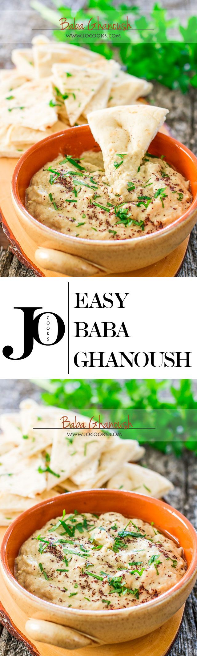 Baba ghanoush recipe tahini eggplants and juice baba ghanoush forumfinder Choice Image