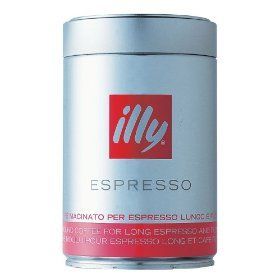 Best Reviews ILLY Espresso Coffee Medium.Roast Fine Grind 8oz for Best Buy.    Read More Reviews Click On Link: http://www.amazon.com/gp/product/B0001GDE1K/?tag=hdtv0a1-20