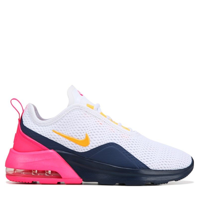 Nike Air Max Motion 2 Sneaker BlueBlackCoral