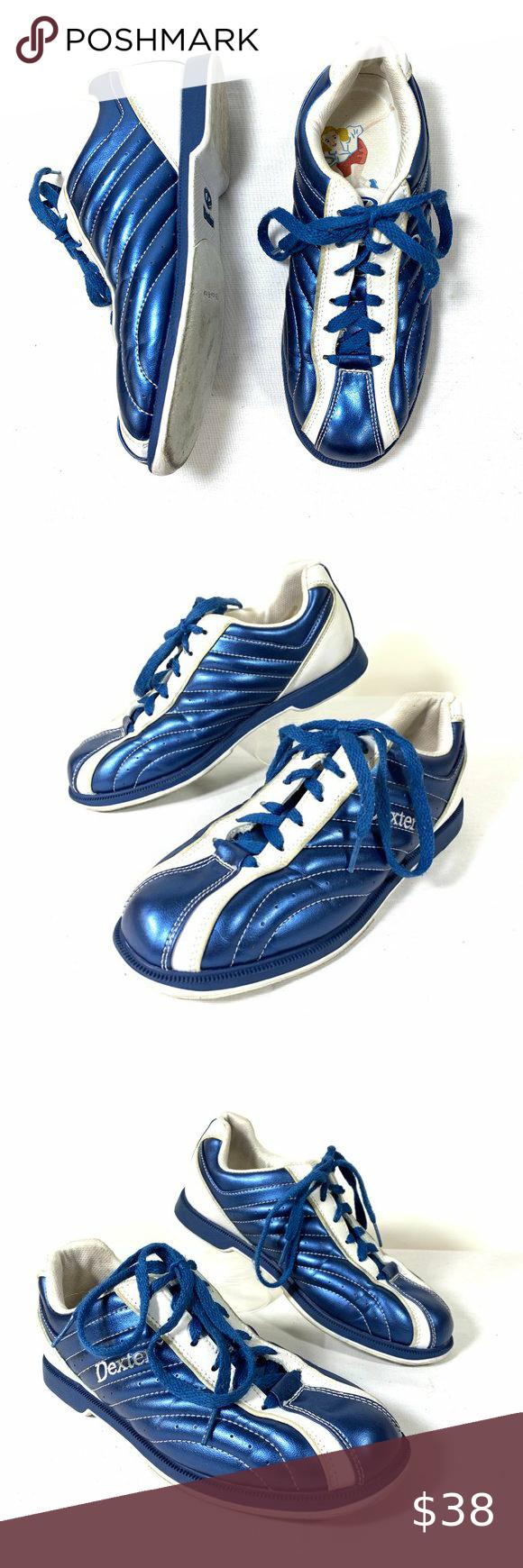 Dexter Bowling Shoes Blue Groove Slide Rite 6 5 Bowling Shoes Blue Shoes Dexter Shoes [ 1740 x 580 Pixel ]