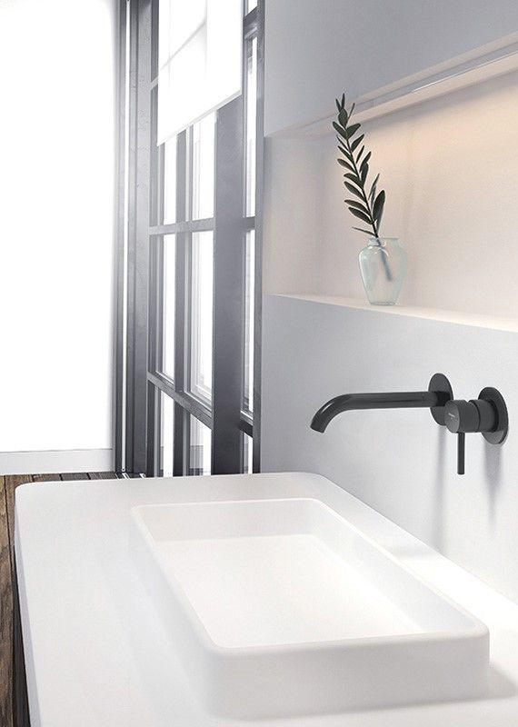 Steinberg Serie 100 Diese Armatur Ist Eine Aufwertung Fur Ihr Badezimmer Sie Wird Uber Dem Was Schwarze Badezimmer Armaturen Armaturen Bad Badezimmer Schwarz