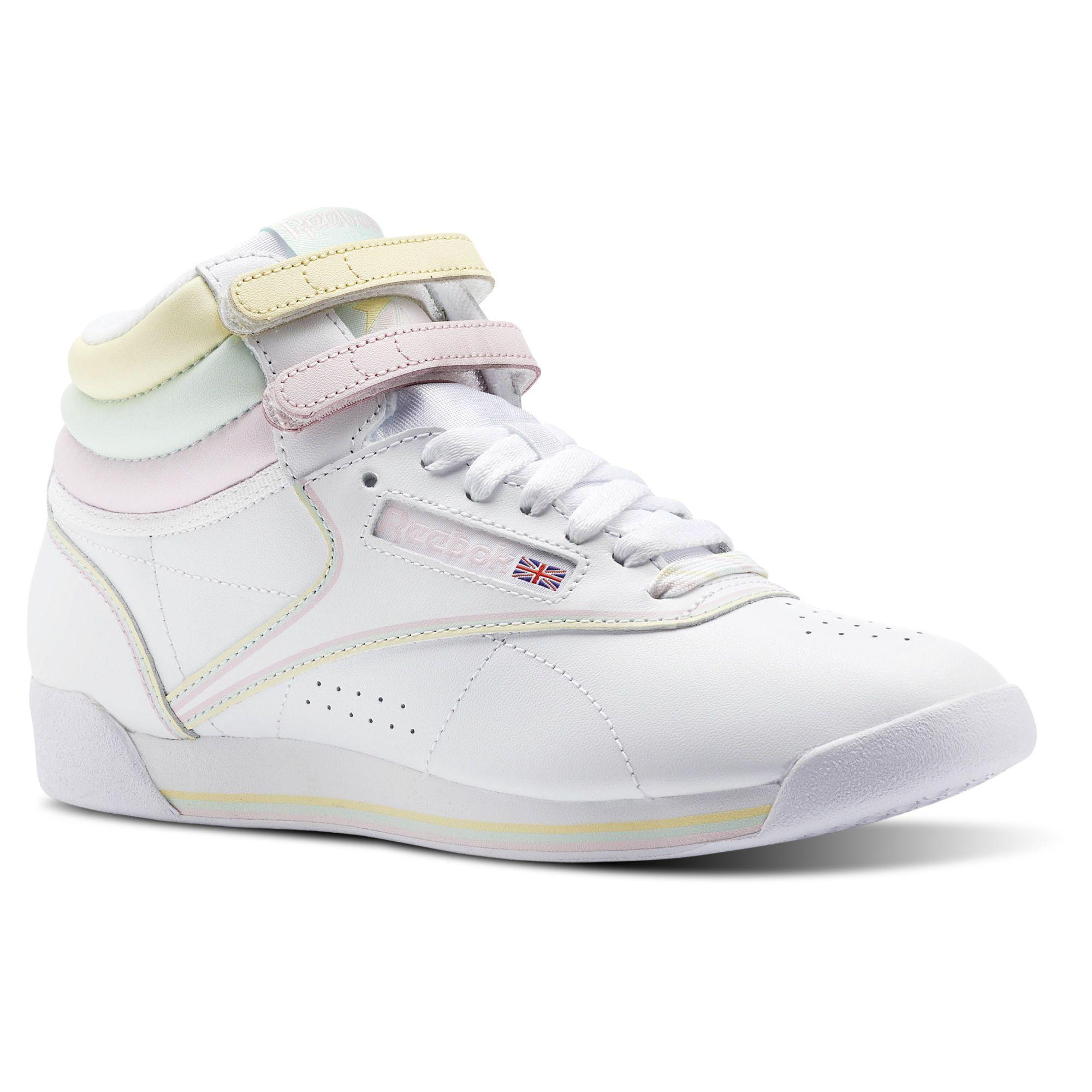 Reebok shoes women, Reebok freestyle