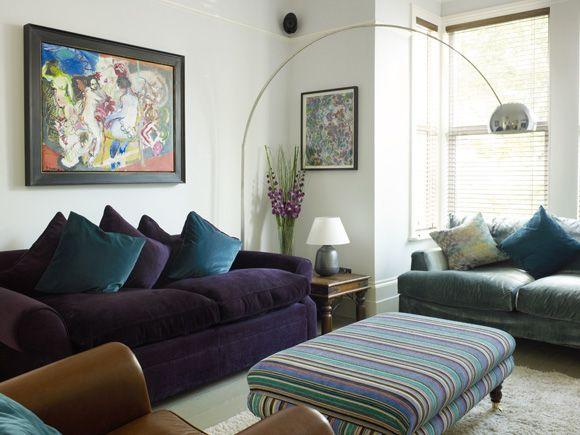 chael Smith; diseño de interiores de A Interiors Y STYLE - salones de lujo