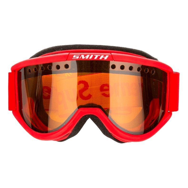 1bc4b6e58eb0 Supreme Smith Cariboo OTG Ski Goggle Red  Supreme