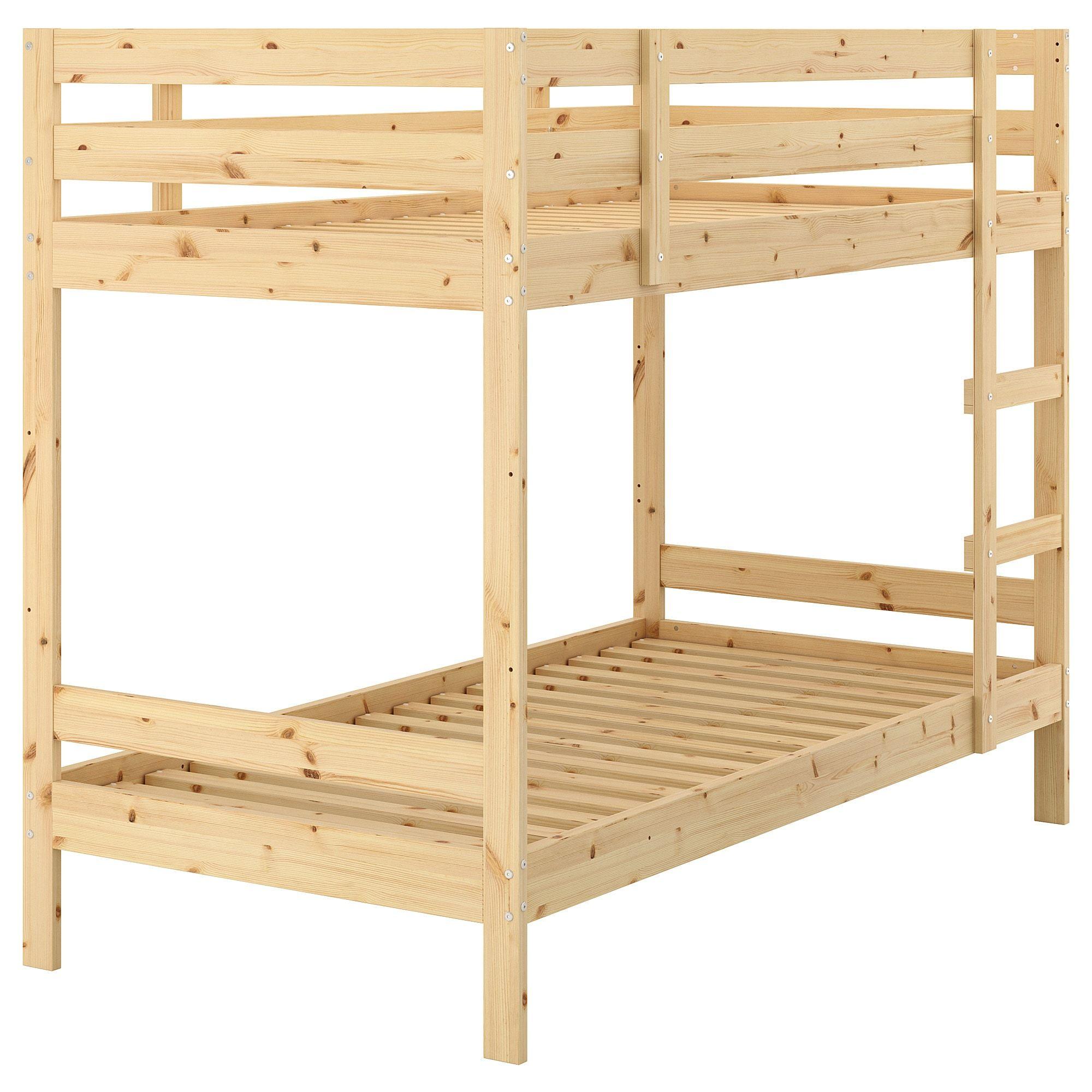 Superieur MYDAL Bunk Bed Frame Pine 90 X 200 Cm   IKEA