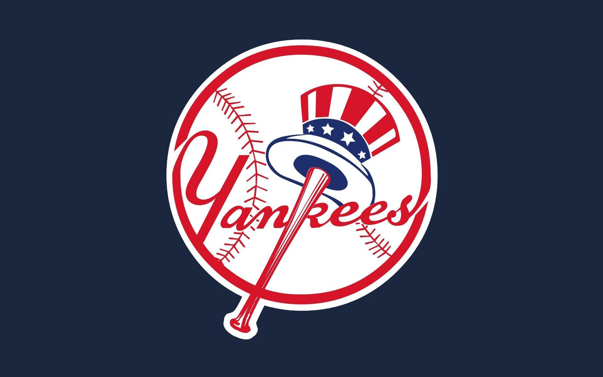 Yankees Logo Wallpapers baseball logos Pinterest