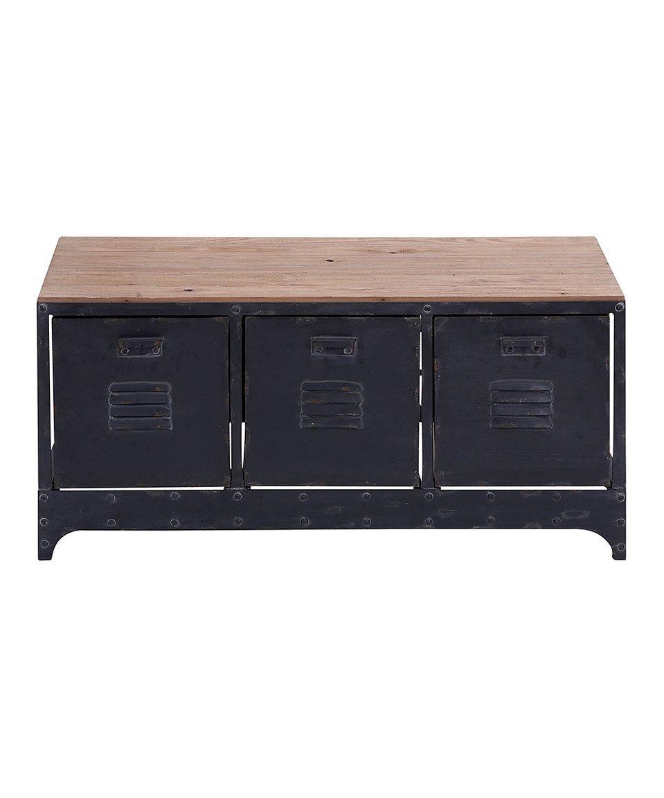 Peachy Look At This Zulilyfind Iron Fir Storage Bench By Uma Ibusinesslaw Wood Chair Design Ideas Ibusinesslaworg