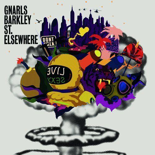 Diseño portada álbum Gnarls Barkley