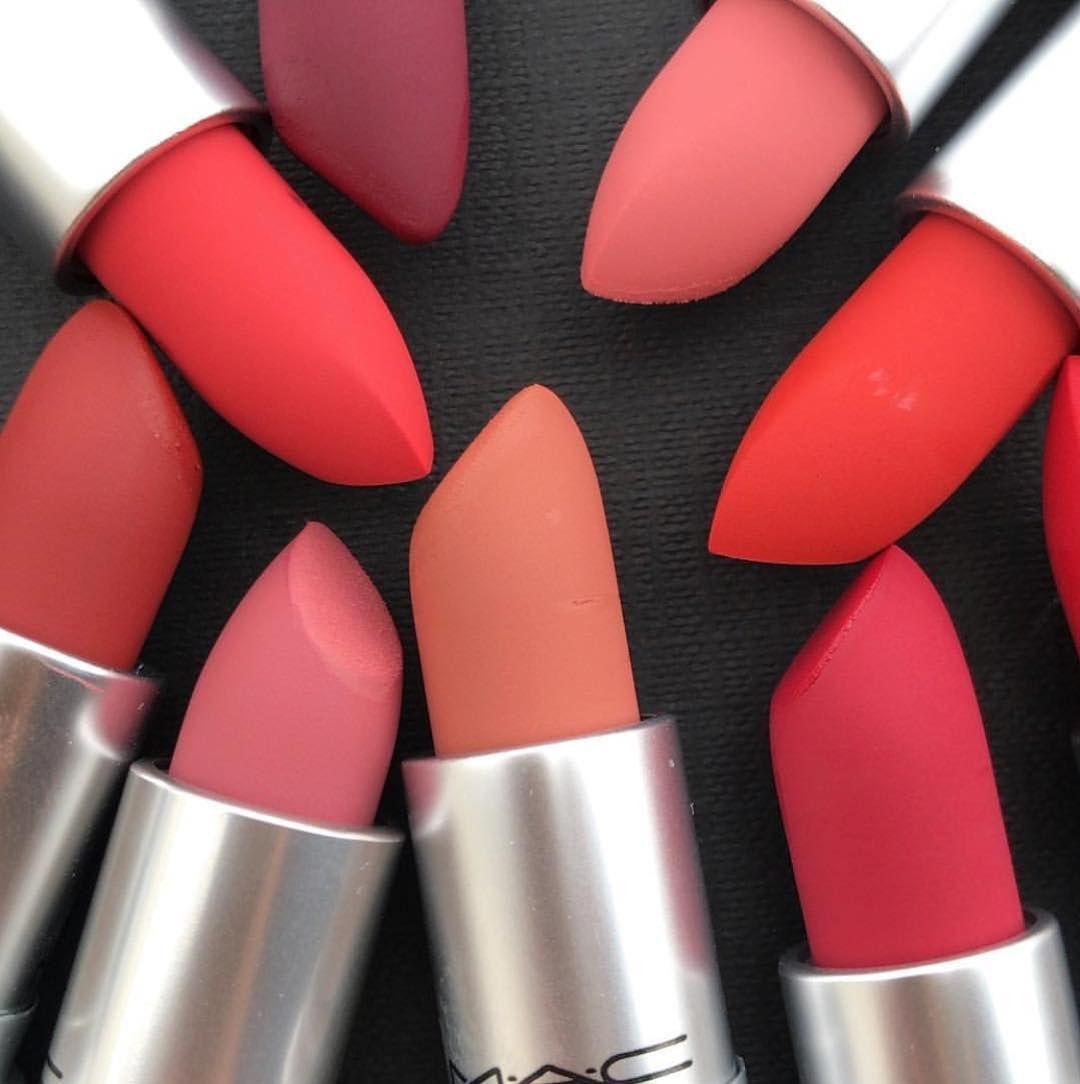Kiss Makeup Products: Mac Powder Kiss Lipstick 2