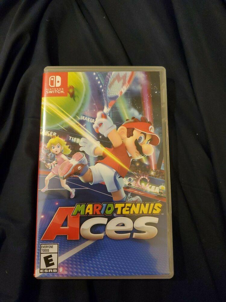 Mario Tennis Aces Nintendo Switch Family party games