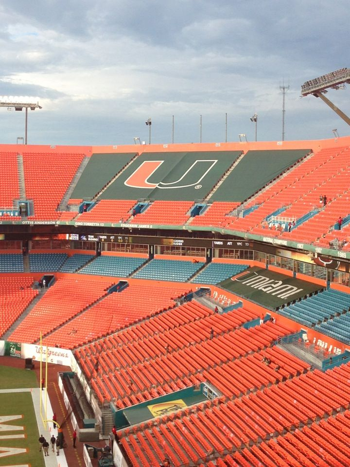 Sun Life Stadium In Miami Gardens, FL
