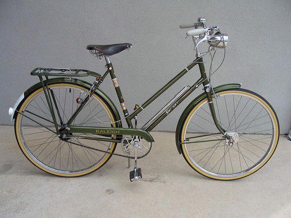 Retro Raleighs The Sprite Raleigh Bicycle Sprite Tandem Bike
