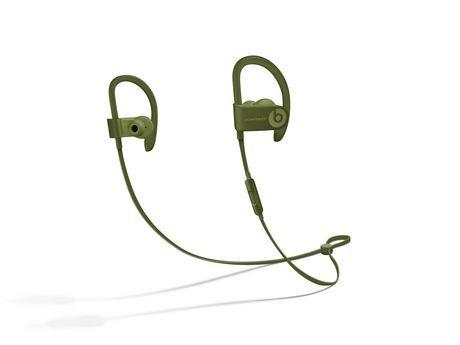 Beats By Dr Dre Powerbeats3 Wireless Earphones Turf Green Wireless In Ear Headphones Headphones Wireless Music System