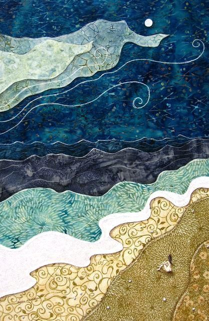 Image Result For Beach Themed Quilt Patterns Quilts Pinterest