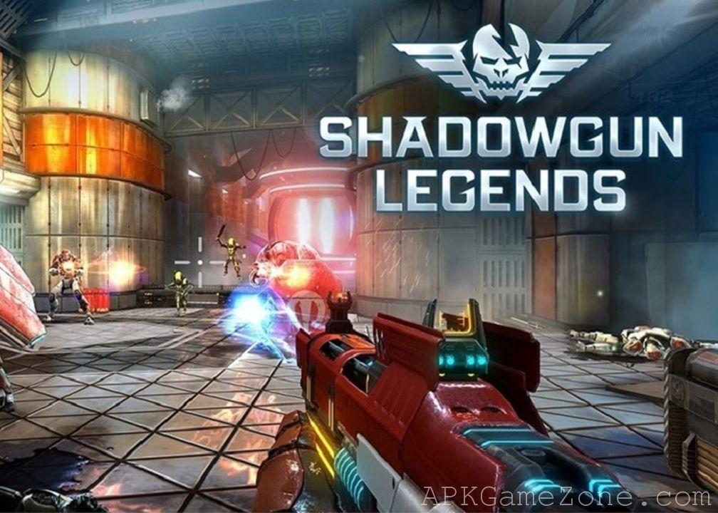 Shadowgun Legends VIP Mod Download APK Legend