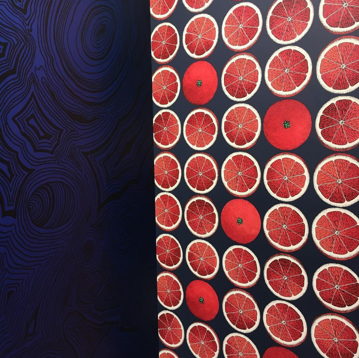 Papier peint Pierre frey. Visite showroom. Déco Off 2019 | Papier peint pierre frey, Papier ...