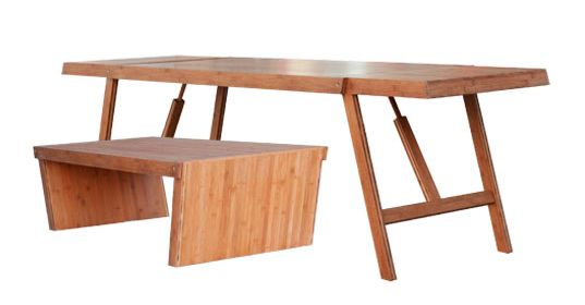 Convertible Coffee Table Is Perfect For Cramped Apartments Inhabitat Sustainable Design Innovation Eco